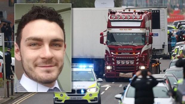 英国货车39人死亡案:涉事司机承认罪行 hinh anh 1