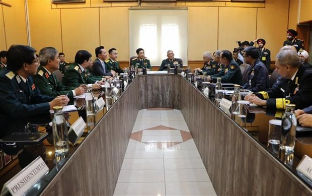 进一步加强越南与印度全面战略伙伴关系 hinh anh 1