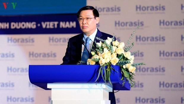 亚洲经济合作论坛在平阳省举行 hinh anh 1
