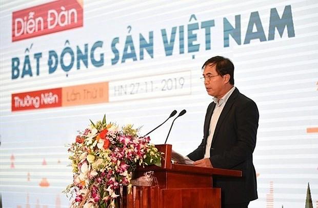 2019年越南房地产论坛在河内举行 hinh anh 1