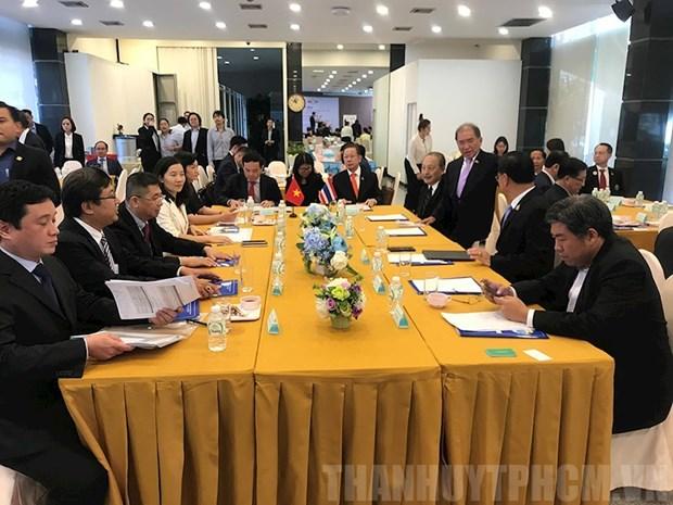 泰国与越南企业寻找投资合作机会 hinh anh 1
