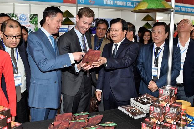 政府副总理郑廷勇高度评价维多利亚州与越南各地方的有效合作 hinh anh 2