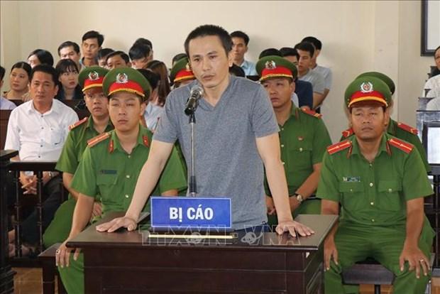 阮志永涉嫌危害国家安全罪被判6年监禁 hinh anh 1