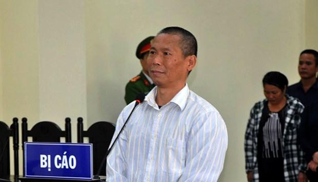 范文叠因涉嫌宣传攻击越南社会主义制度罪被判9年监禁 hinh anh 1