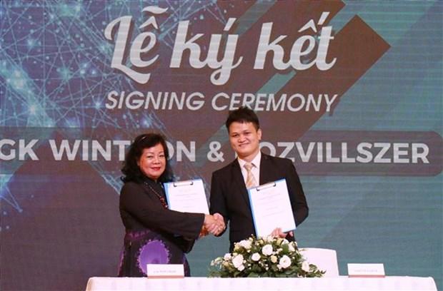 越南首次举行国际航空航天技术及设备展览会 hinh anh 3