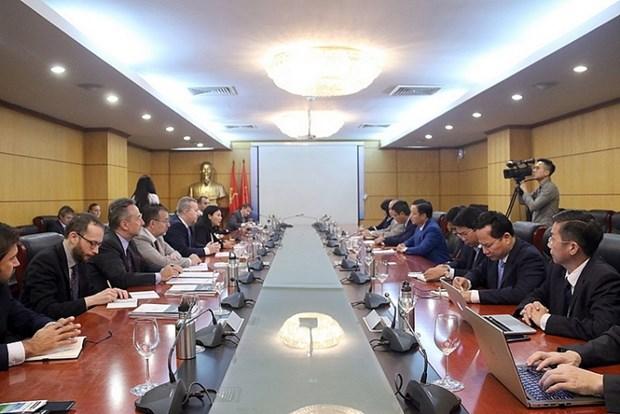 越南与捷克深化环保领域合作 hinh anh 1