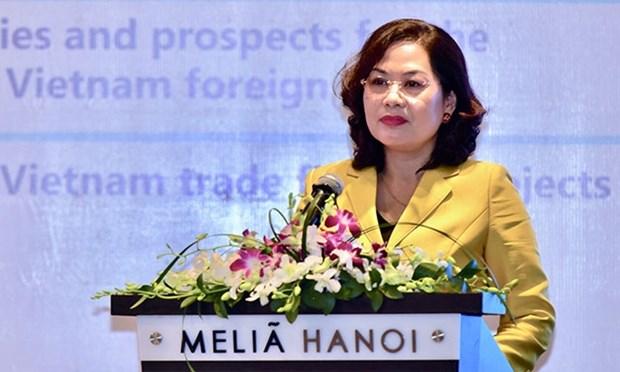 越南和中东欧与亚欧地区国家加强贸易合作关系 hinh anh 1