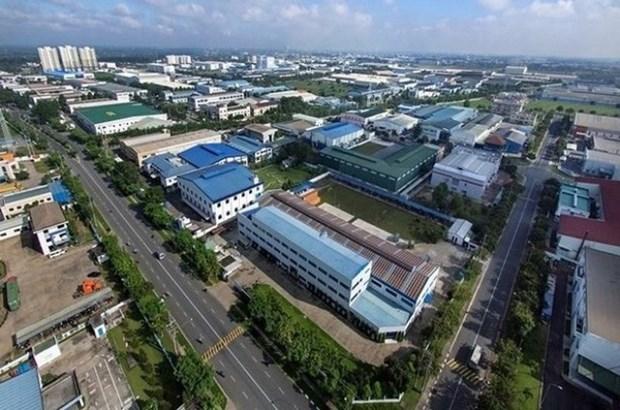 韩国资金大量涌入房地产和零售领域 hinh anh 1