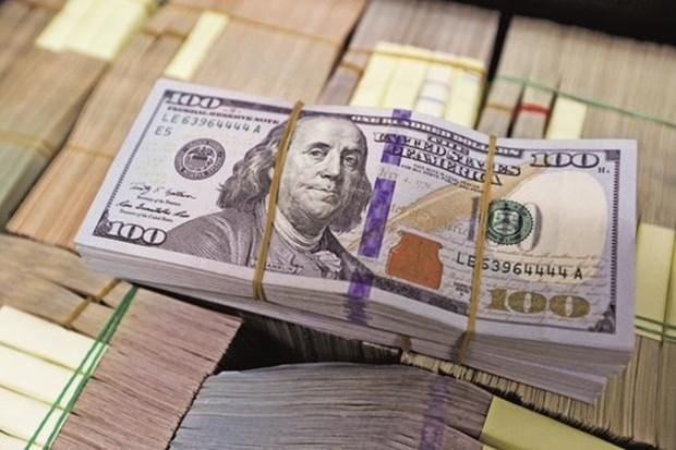 11月28日越盾对美元汇率中间价上涨1越盾 hinh anh 1