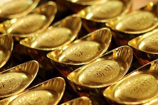 11月28日越南国内黄金价格略减 hinh anh 1