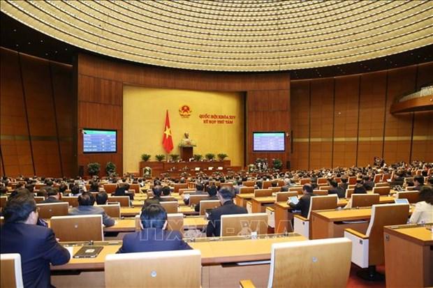 越南第十四届国会第八次会议公报(第二十八号) hinh anh 2