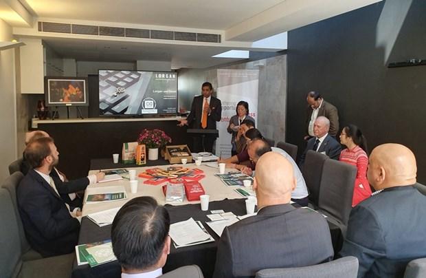 越南得乐省在澳大利亚推介经济潜力 hinh anh 1