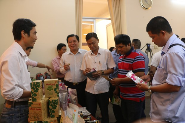 隆安省:为农产品销往中国市场创造便利 hinh anh 1