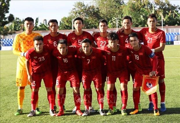 第30届东南亚运动会:韩国媒体盛赞越南U22球队 hinh anh 1
