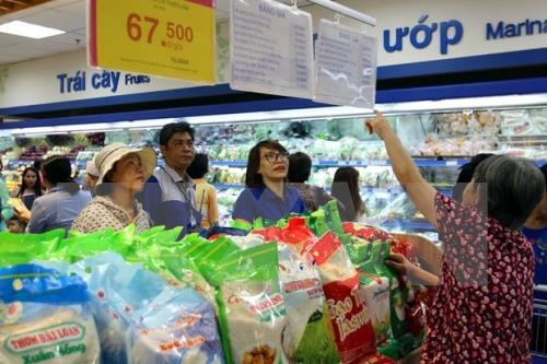 2019年11月份胡志明市消费价格指数环比增长0.52% hinh anh 1