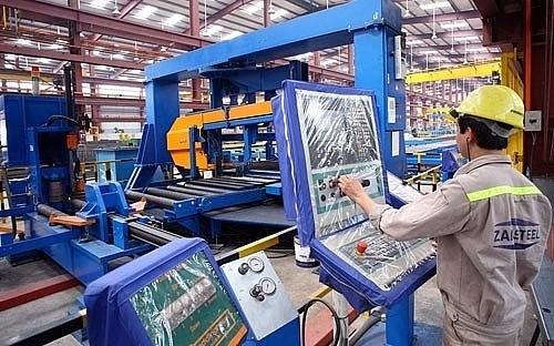 2019年11月越南工业生产指数增速有所放缓 hinh anh 1