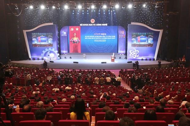 阮春福总理:科学技术是越南长期发展的决定性因素 hinh anh 1