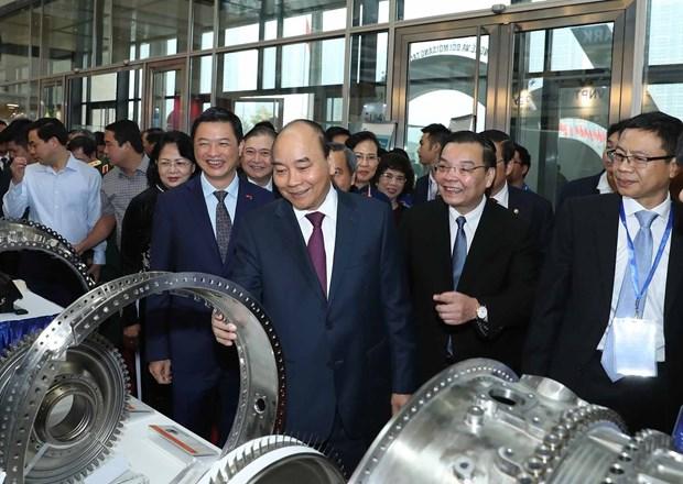 阮春福总理:科学技术是越南长期发展的决定性因素 hinh anh 3