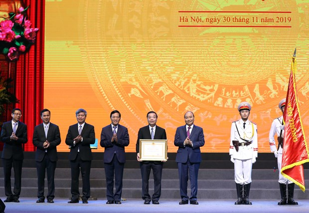阮春福总理:科学技术是越南长期发展的决定性因素 hinh anh 2