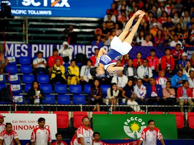 第30届东南亚运动会:越南队继续夺得两枚金牌 hinh anh 1