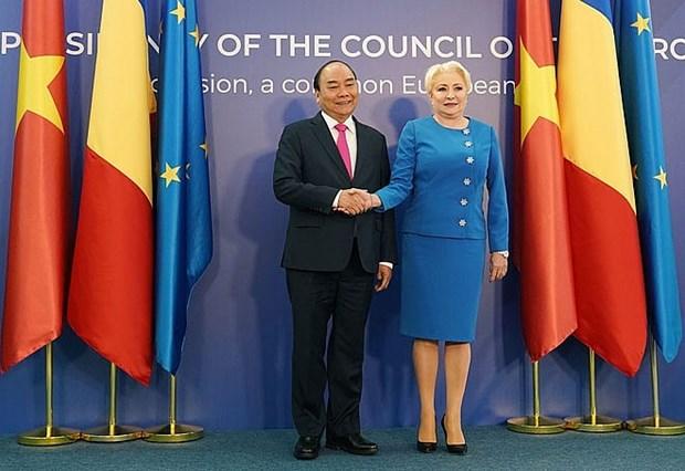 进一步密切越南与罗马尼亚的双边合作关系 hinh anh 1