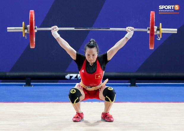 第30届东南亚运动会:越南队夺得四枚金牌 hinh anh 3