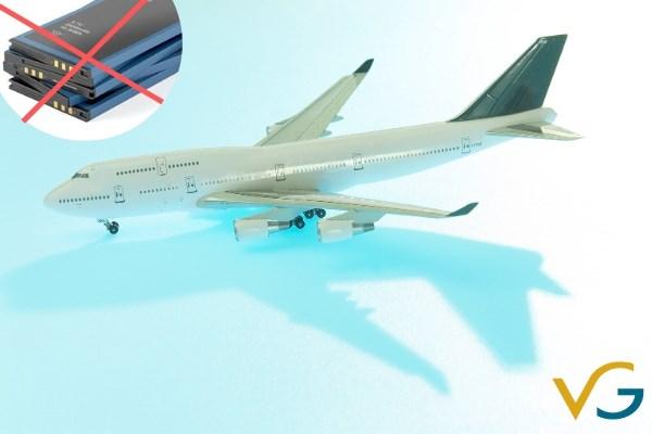 越南各航空公司禁止托运锂电池 hinh anh 1