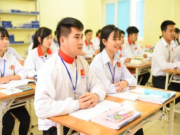 日本为越南劳工提供越南语咨询服务 hinh anh 1