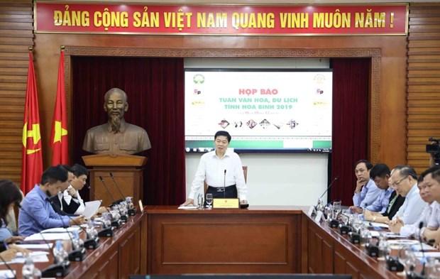 2019年和平文化旅游周将于12月初举行 hinh anh 1