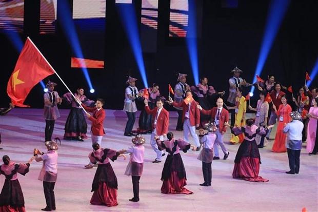 第30届东南亚运动会正式开幕 hinh anh 2
