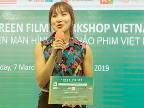 越南短片在2019年新加坡国际电影节获奖 hinh anh 1