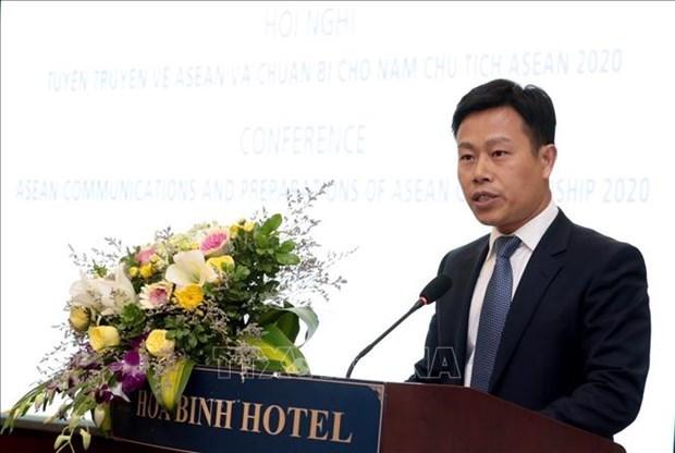 东盟秘书长林玉辉:希望越南在东盟文化社会共同体各项行动中发挥引领作用 hinh anh 1