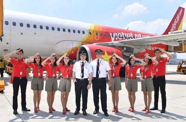 """越捷航空公司再次入围""""2020年世界超节省航空公司""""名单 hinh anh 2"""