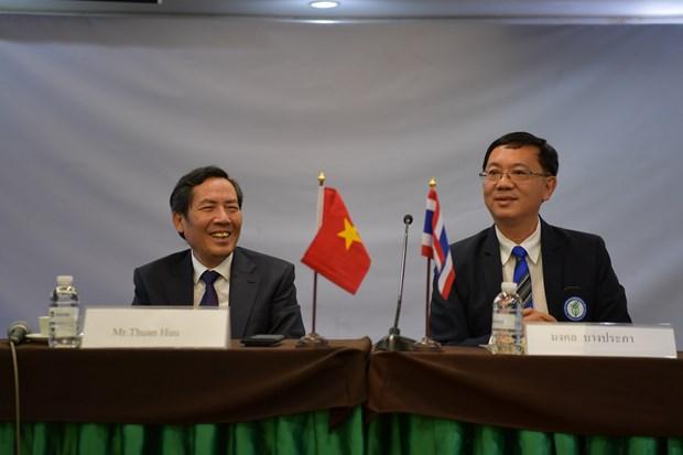 越南与泰国两国记协保持密切协作配合 hinh anh 1