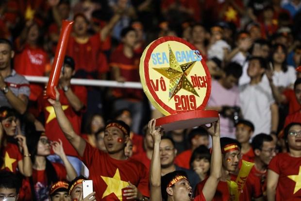 越南队2-1逆转战胜印尼队保持B组头名 hinh anh 2