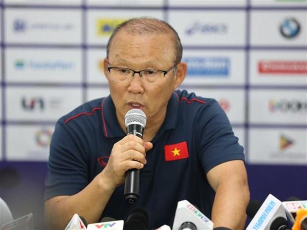 韩国将在越南男子足球队主教练朴恒绪的家乡建设一个越南村庄 hinh anh 1