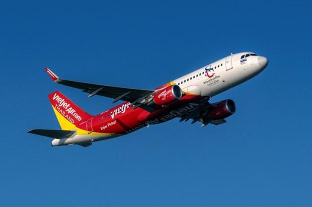 越捷航空公司即将开通胡志明市至泰国芭提雅直达航线 hinh anh 3