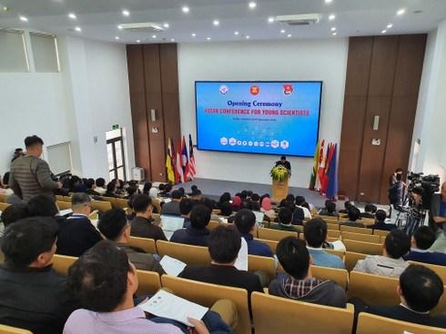 2019年东盟青年科学家会议开幕 hinh anh 2