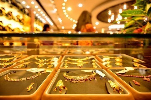 12月3日越南国内黄金价格上涨 hinh anh 1
