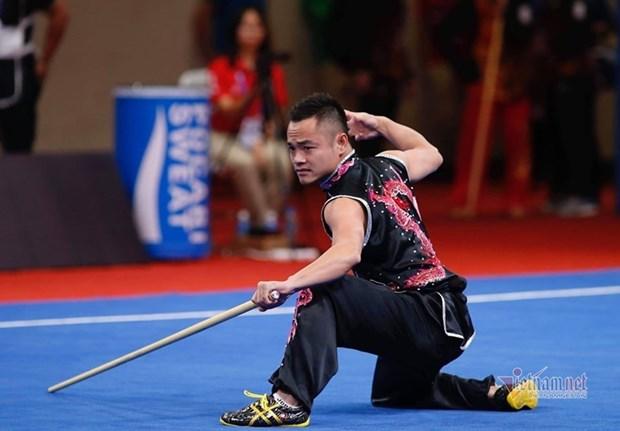 第30届东南亚运动会:3日上午越南队夺得三枚金牌 hinh anh 1