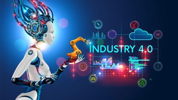 工业4.0时代促进数字银行发展 hinh anh 2