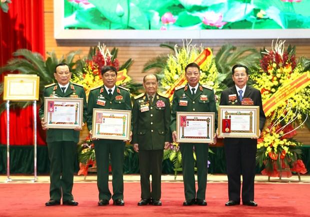 阮春福总理:越南老兵协会真正成为党、政府和人民的靠山 hinh anh 2