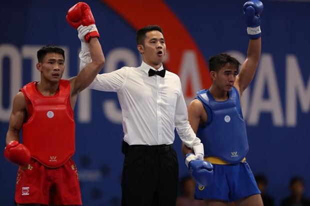第30届东南亚运动会:3日越南队共夺得七金五银两铜 hinh anh 1