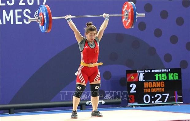 第30届东南亚运动会:3日上午越南队夺得三枚金牌 hinh anh 2