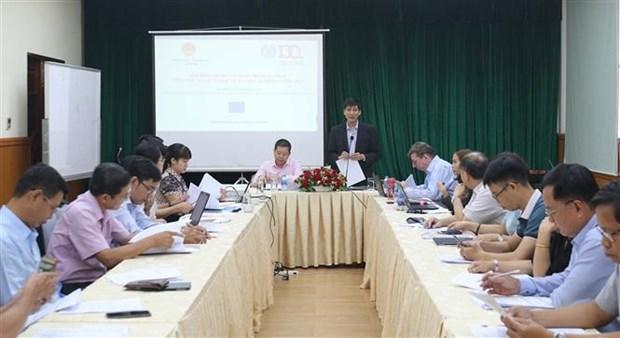越南将申请加入ILO第105号《废除强迫劳动公约》 hinh anh 1