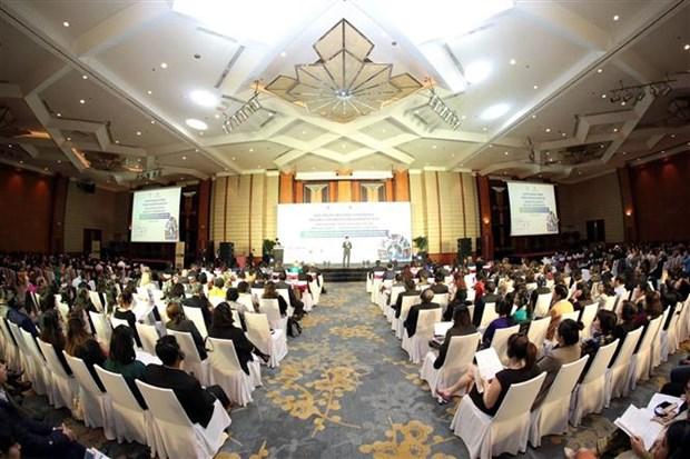 第9届亚太地区儿童全面发展会议首次在越南举行 hinh anh 2