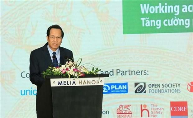 第9届亚太地区儿童全面发展会议首次在越南举行 hinh anh 3