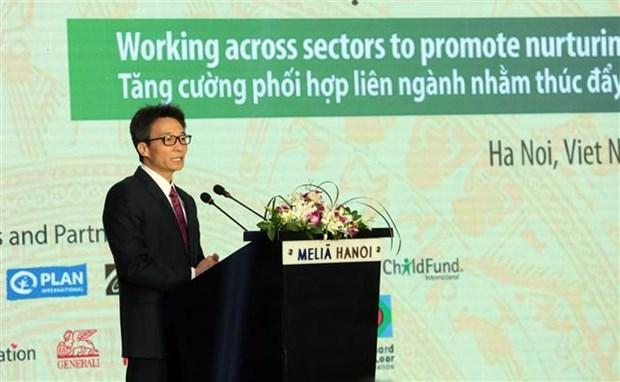 第9届亚太地区儿童全面发展会议首次在越南举行 hinh anh 1