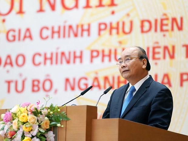 越南电子政务国家委员会成员名单获政府总理批准 hinh anh 1