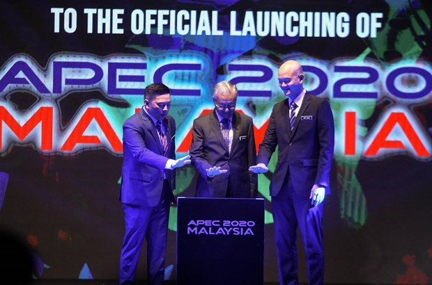 马来西亚举行2020 APEC年启动仪式 hinh anh 1